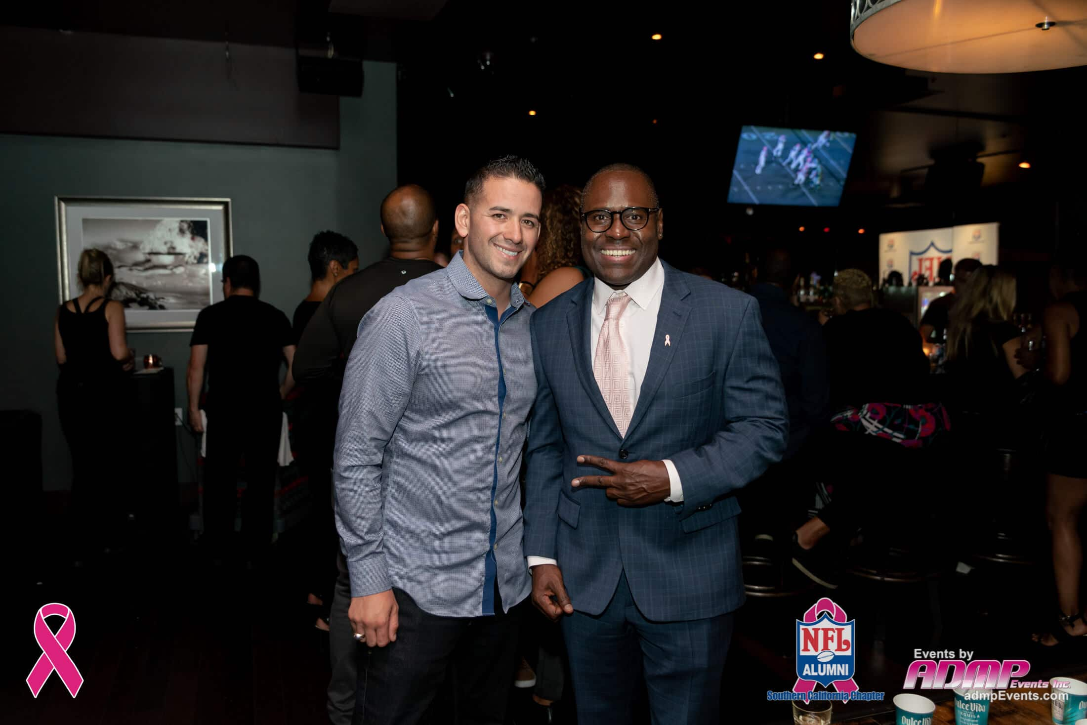 NFL Alumni SoCal Charity Event Series Breast Cancer Event 10-14-19-133