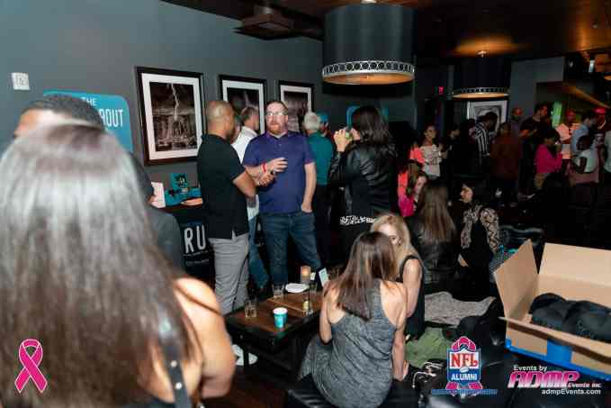 NFL Alumni SoCal Charity Event Series Breast Cancer Event 10-14-19-145