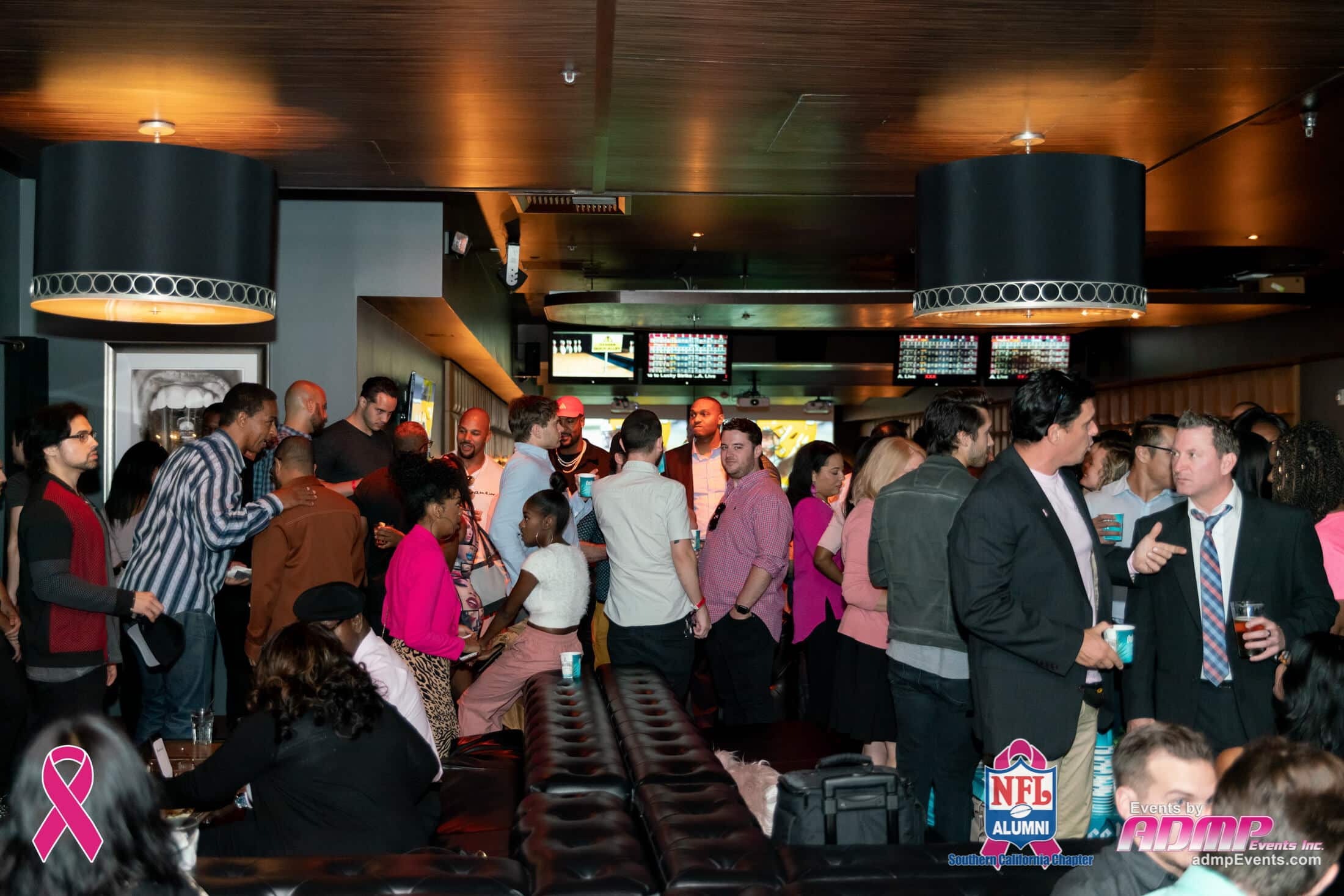 NFL Alumni SoCal Charity Event Series Breast Cancer Event 10-14-19-148