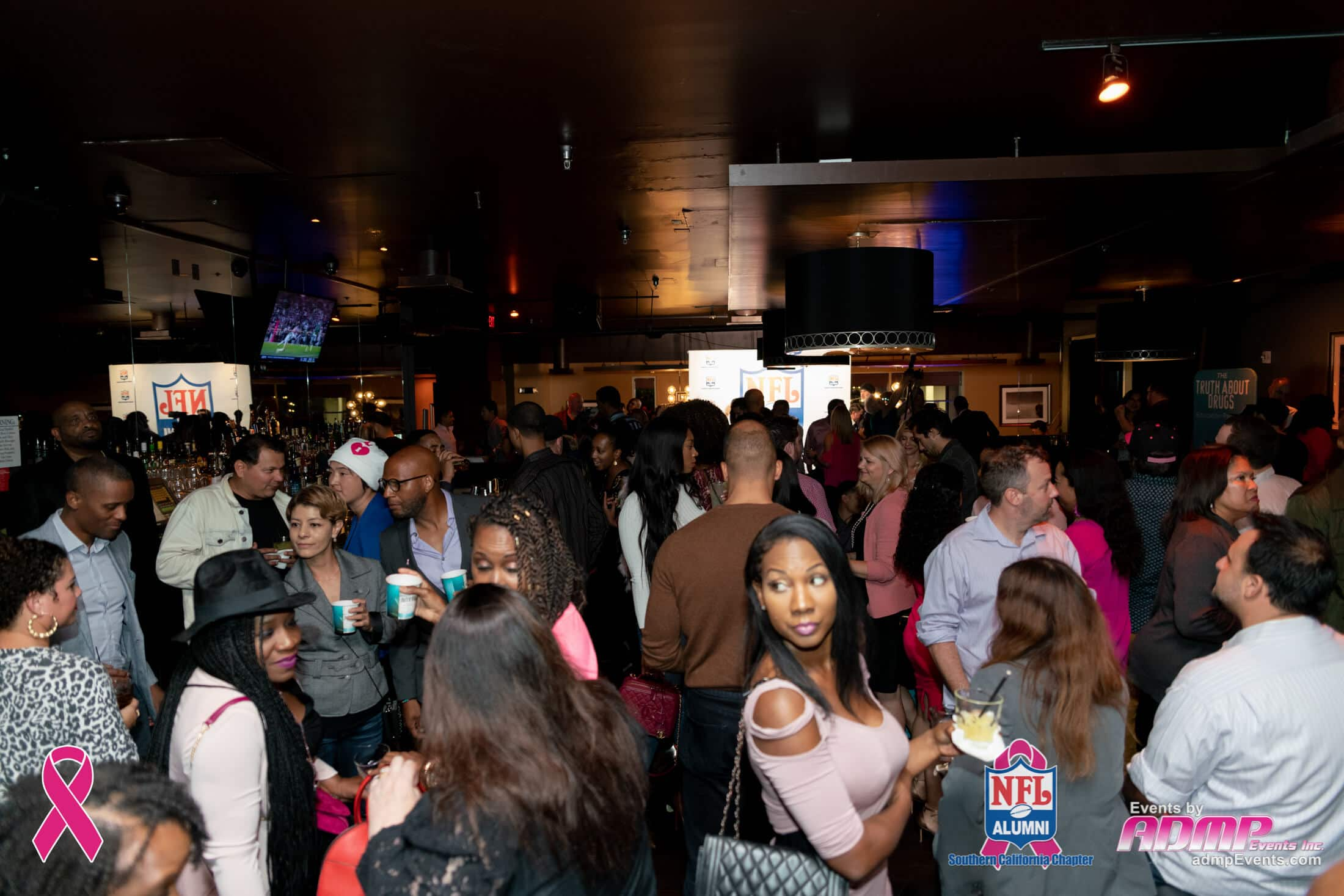 NFL Alumni SoCal Charity Event Series Breast Cancer Event 10-14-19-153