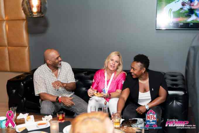 NFL Alumni SoCal Charity Event Series Breast Cancer Event 10-14-19-154