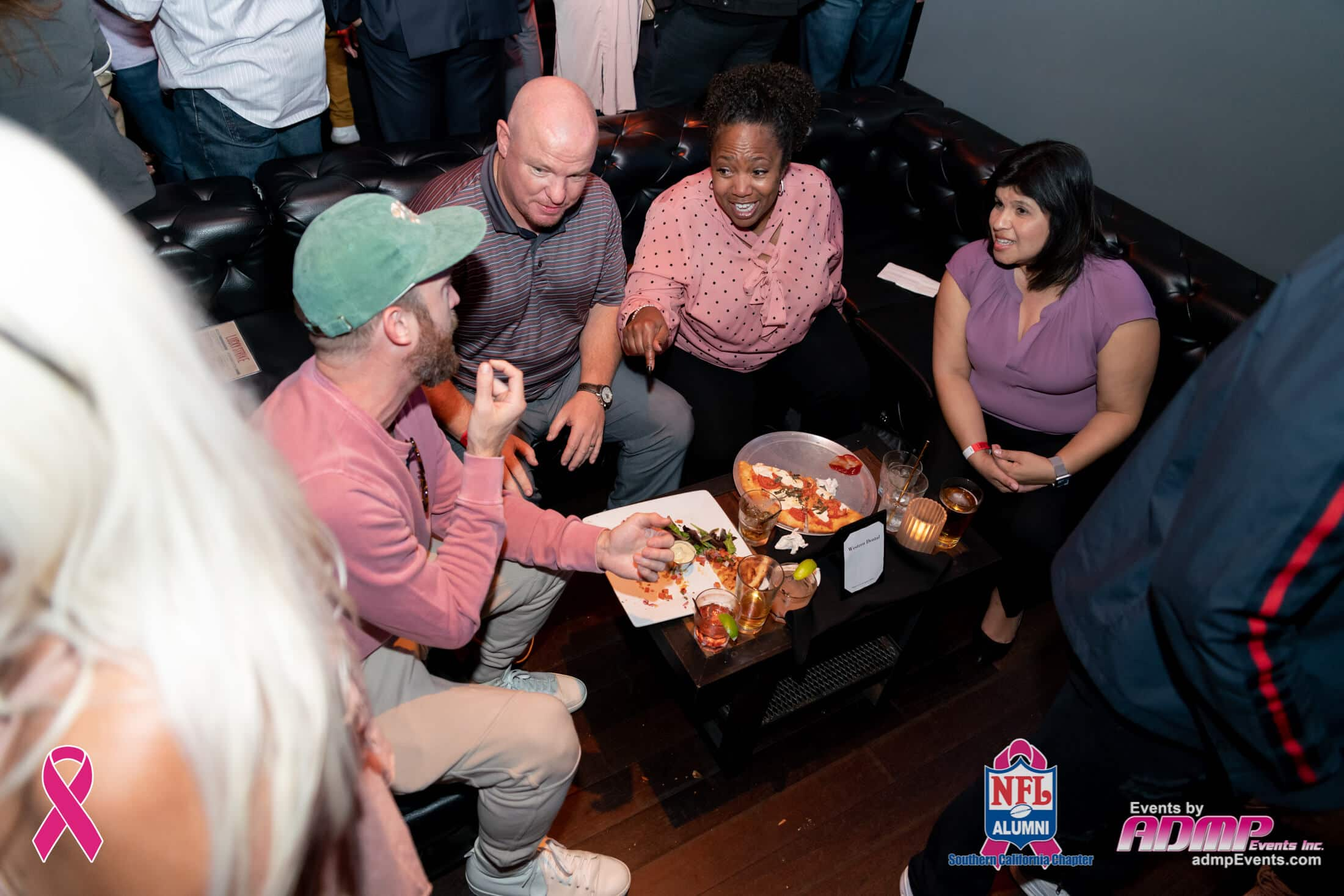NFL Alumni SoCal Charity Event Series Breast Cancer Event 10-14-19-155