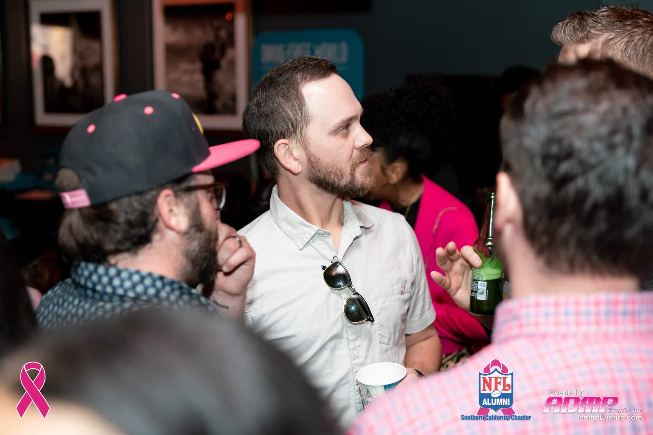 NFL Alumni SoCal Charity Event Series Breast Cancer Event 10-14-19-161