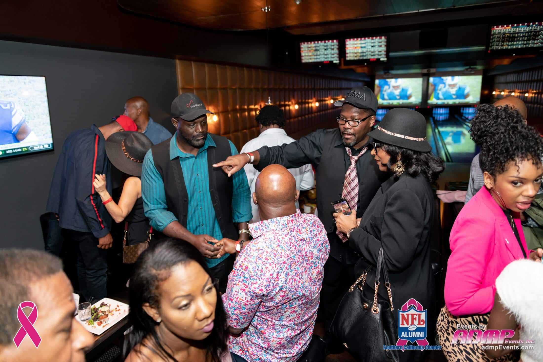 NFL Alumni SoCal Charity Event Series Breast Cancer Event 10-14-19-177