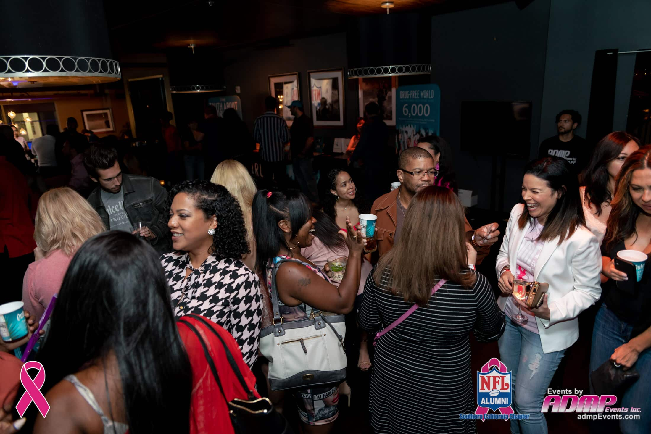 NFL Alumni SoCal Charity Event Series Breast Cancer Event 10-14-19-183