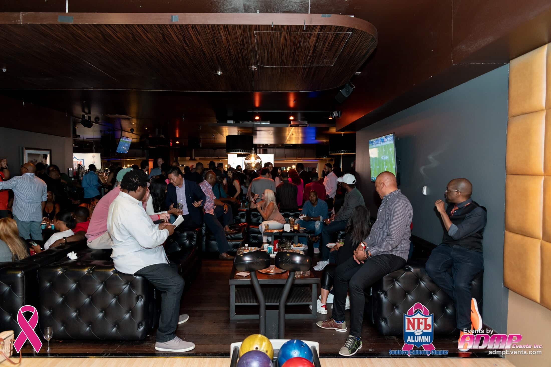 NFL Alumni SoCal Charity Event Series Breast Cancer Event 10-14-19-191