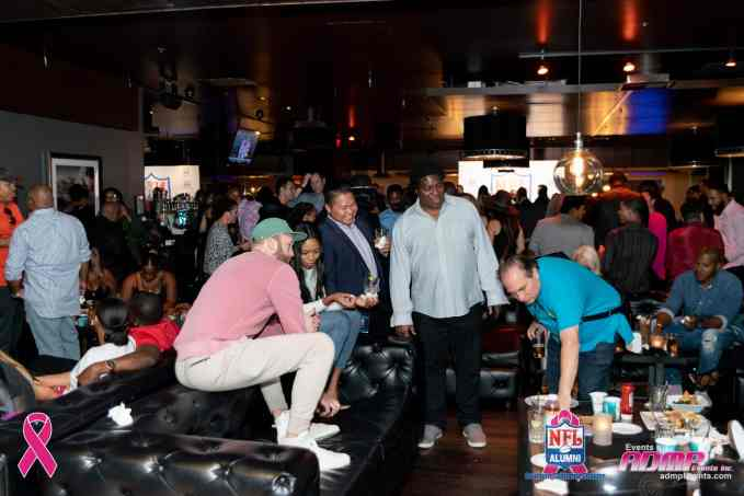 NFL Alumni SoCal Charity Event Series Breast Cancer Event 10-14-19-193