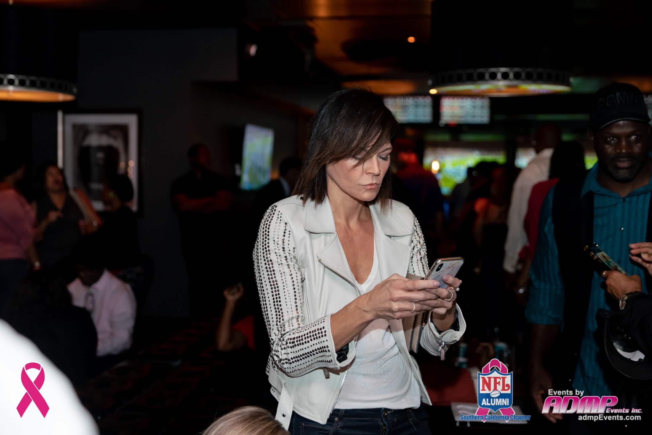 NFL Alumni SoCal Charity Event Series Breast Cancer Event 10-14-19-196