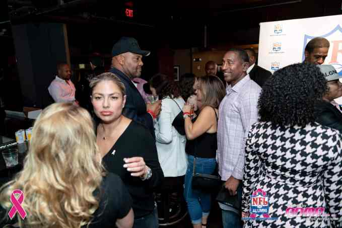 NFL Alumni SoCal Charity Event Series Breast Cancer Event 10-14-19-198
