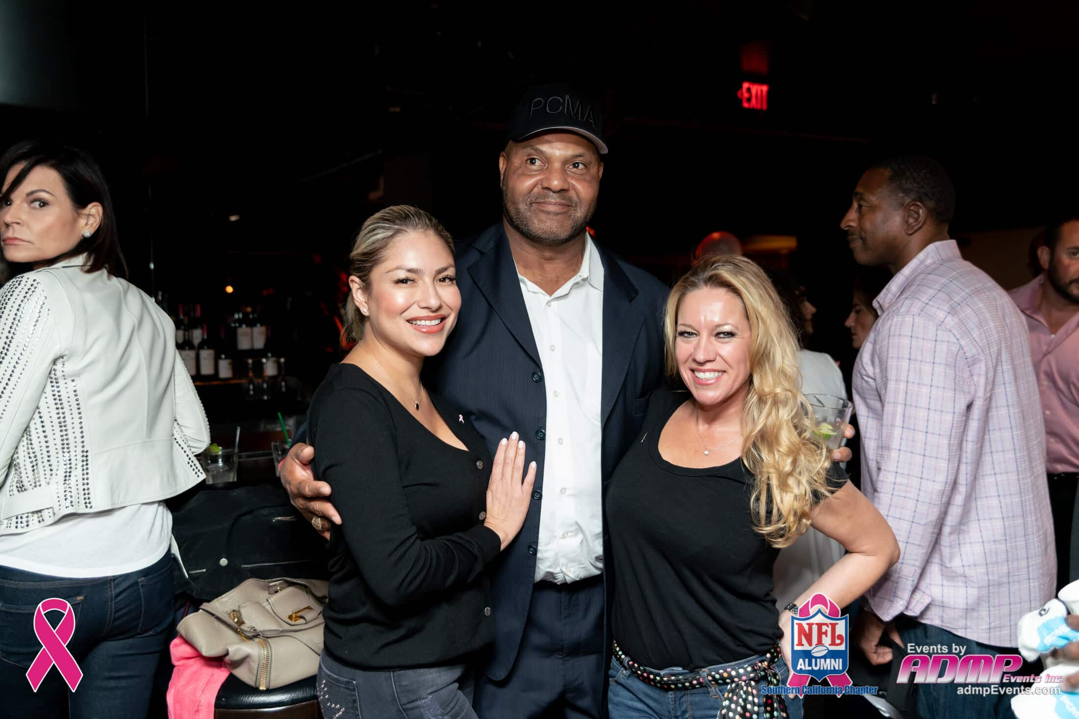 NFL Alumni SoCal Charity Event Series Breast Cancer Event 10-14-19-199