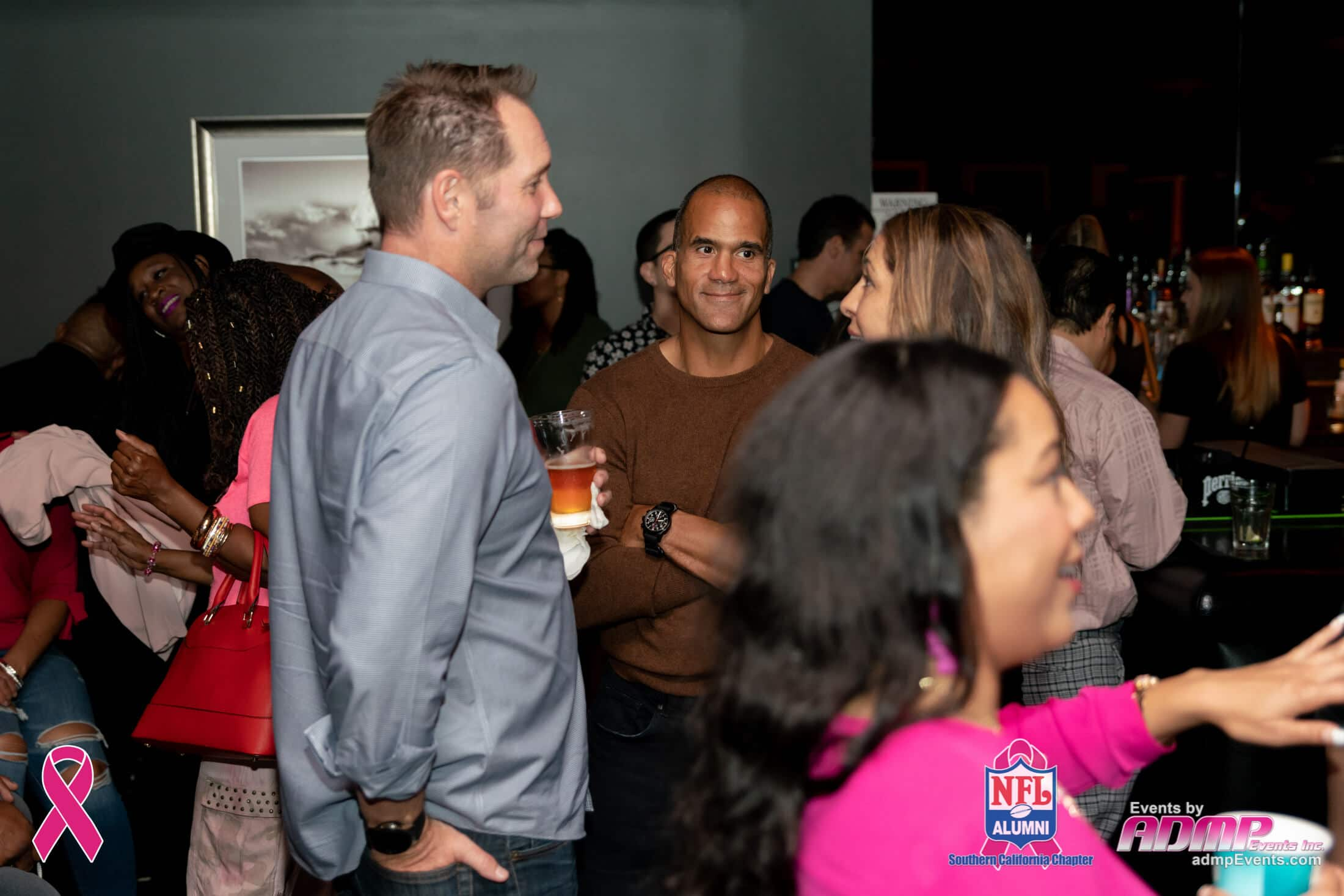 NFL Alumni SoCal Charity Event Series Breast Cancer Event 10-14-19-214