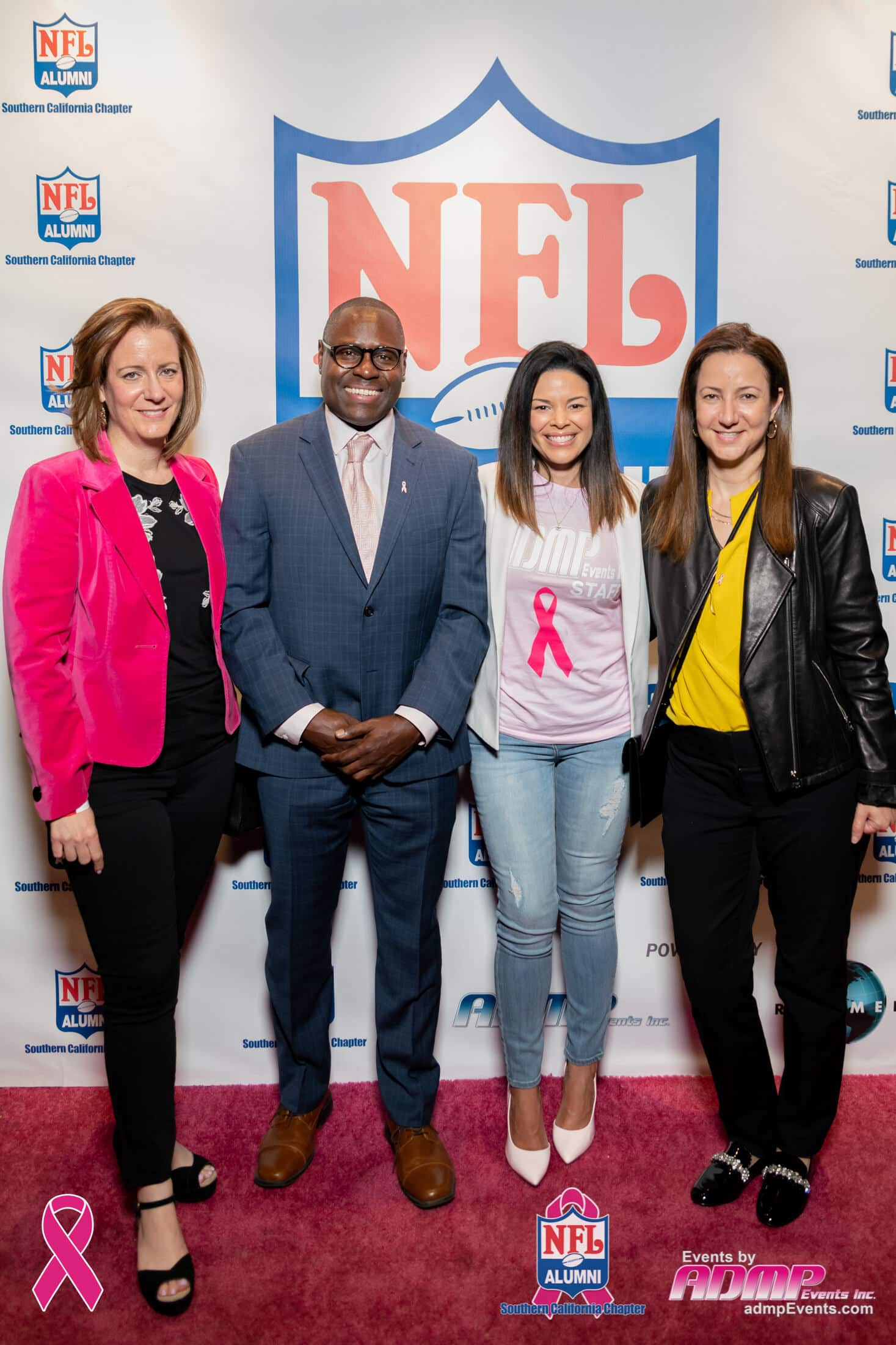 NFL Alumni SoCal Charity Event Series Breast Cancer Event 10-14-19-218