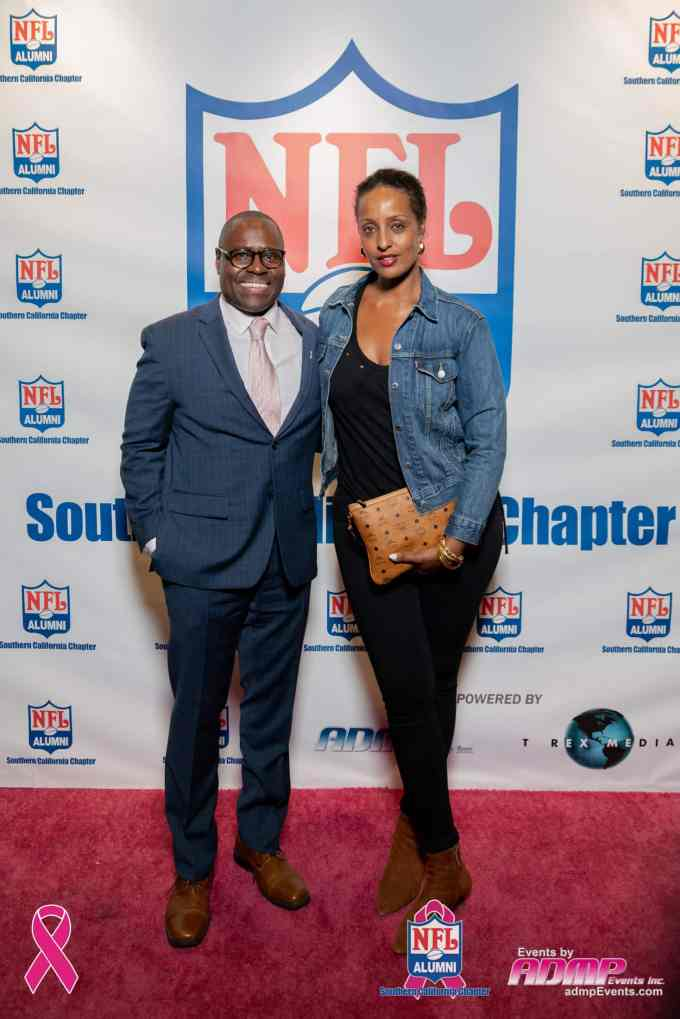 NFL Alumni SoCal Charity Event Series Breast Cancer Event 10-14-19-223