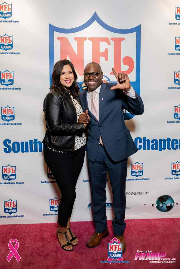 NFL Alumni SoCal Charity Event Series Breast Cancer Event 10-14-19-226