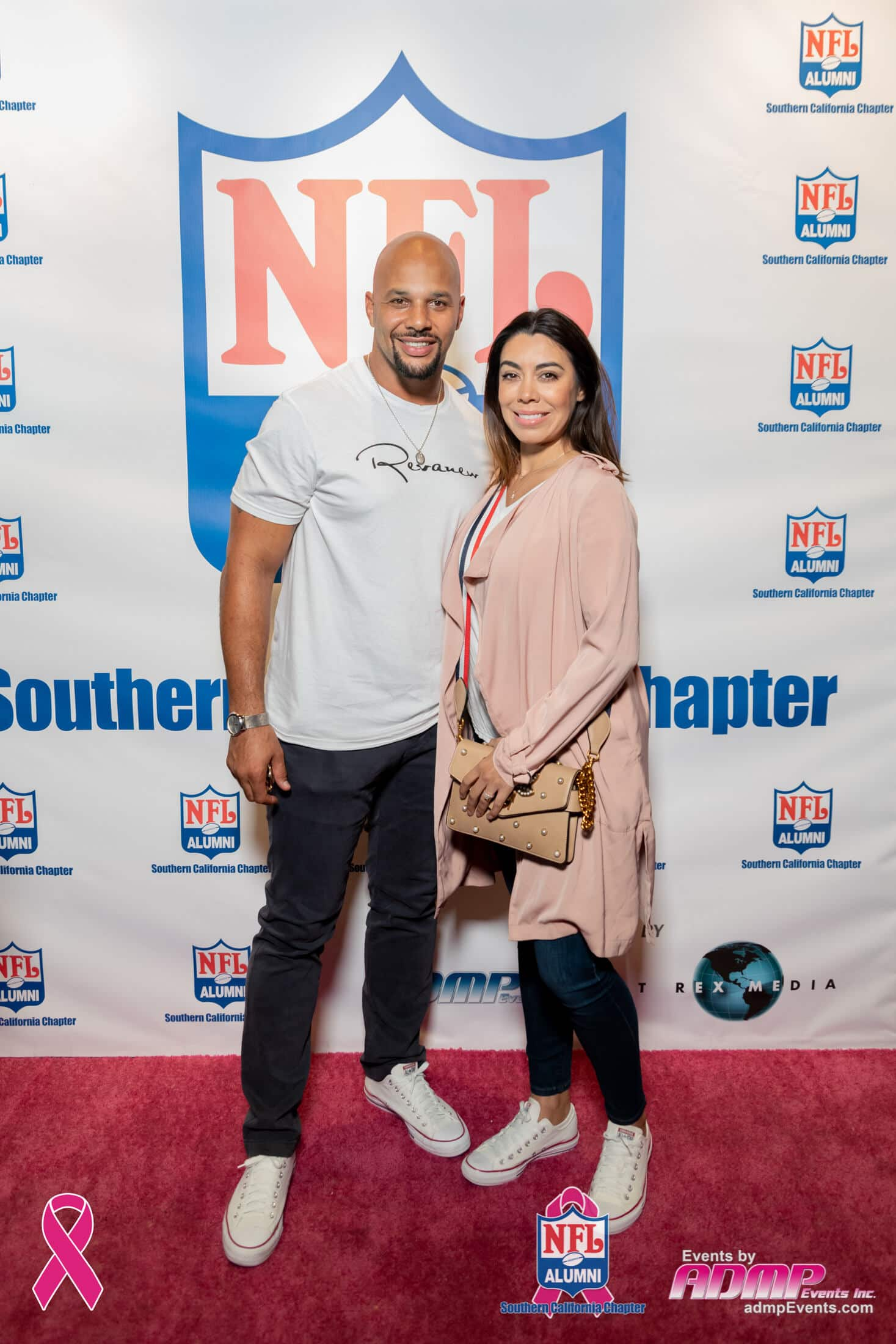 NFL Alumni SoCal Charity Event Series Breast Cancer Event 10-14-19-231
