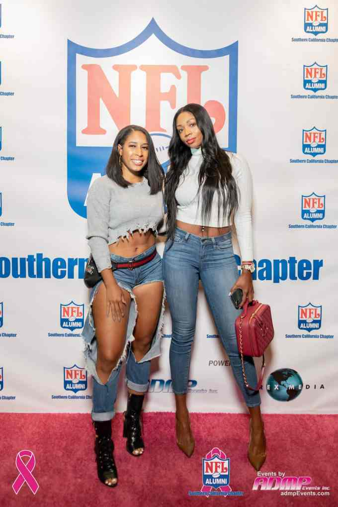 NFL Alumni SoCal Charity Event Series Breast Cancer Event 10-14-19-233