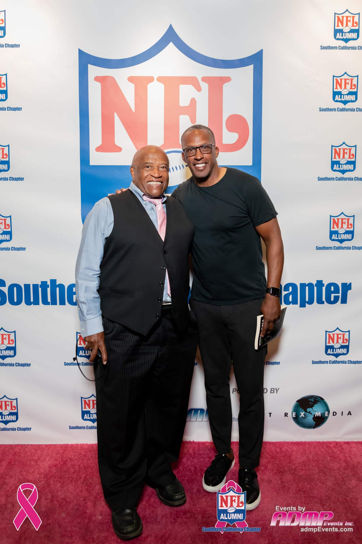 NFL Alumni SoCal Charity Event Series Breast Cancer Event 10-14-19-240