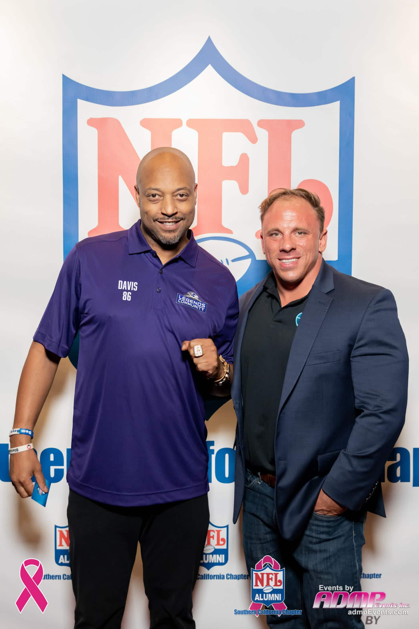 NFL Alumni SoCal Charity Event Series Breast Cancer Event 10-14-19-247