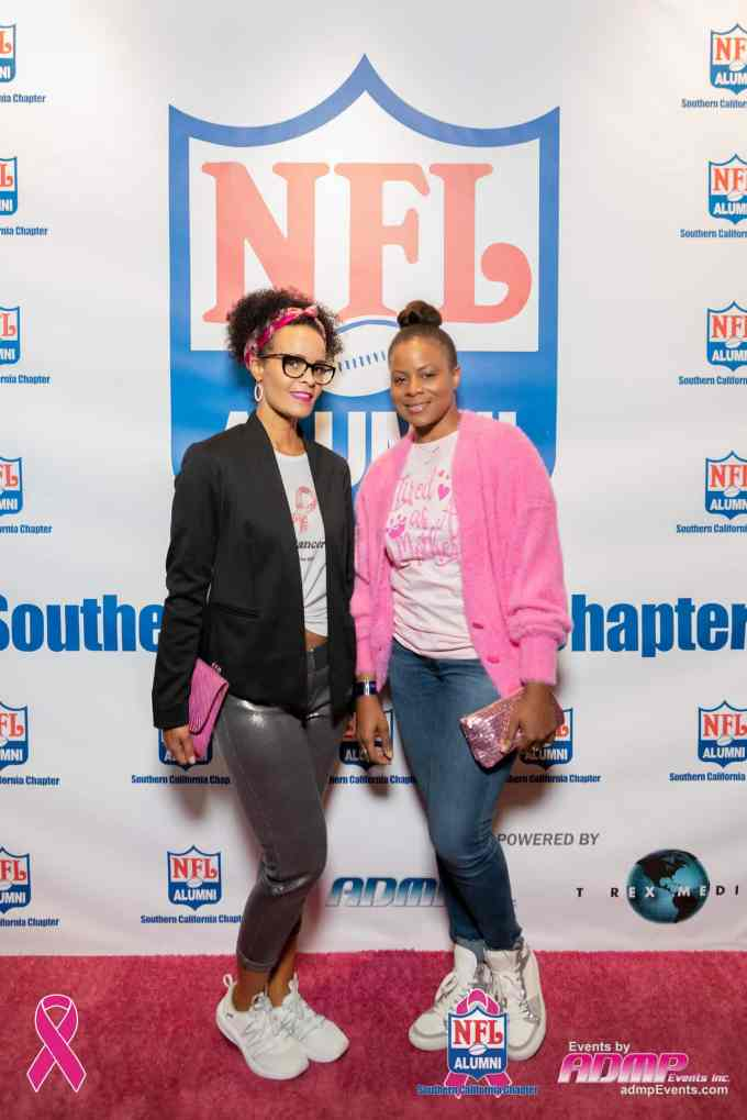 NFL Alumni SoCal Charity Event Series Breast Cancer Event 10-14-19-248