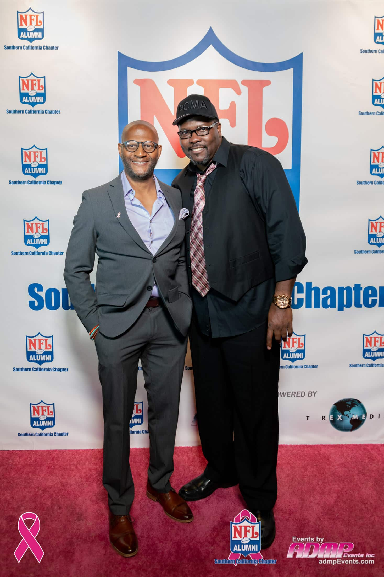 NFL Alumni SoCal Charity Event Series Breast Cancer Event 10-14-19-254