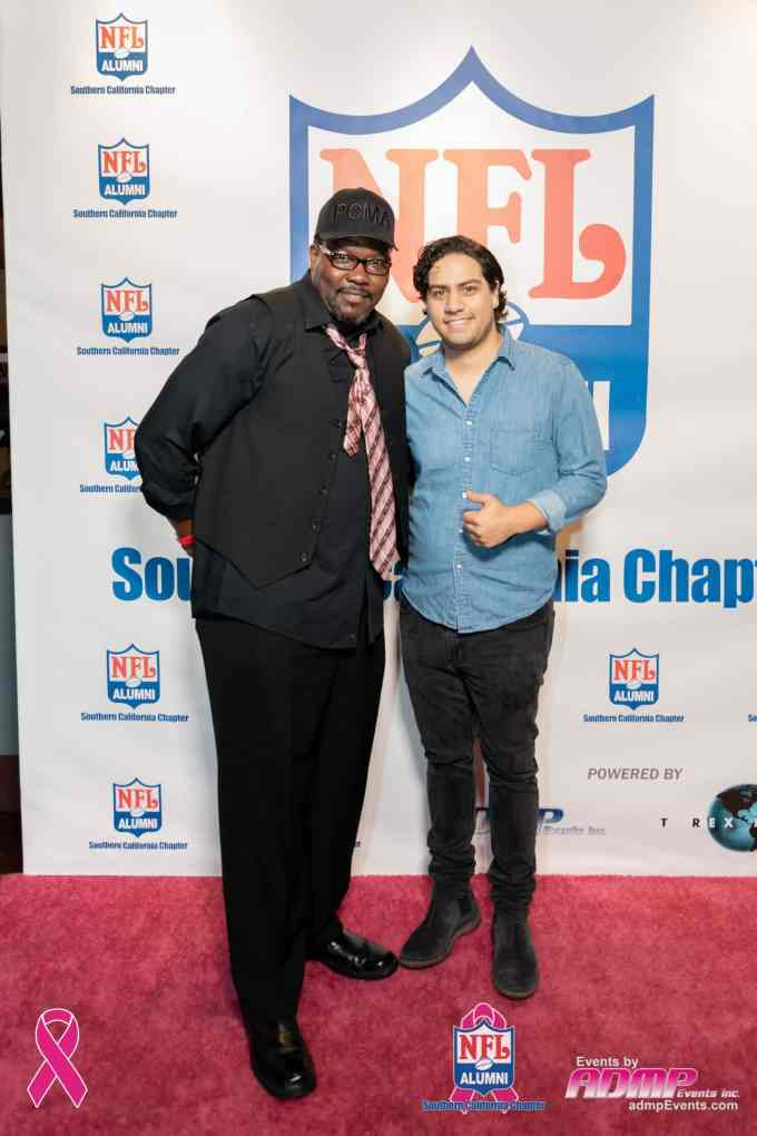 NFL Alumni SoCal Charity Event Series Breast Cancer Event 10-14-19-255
