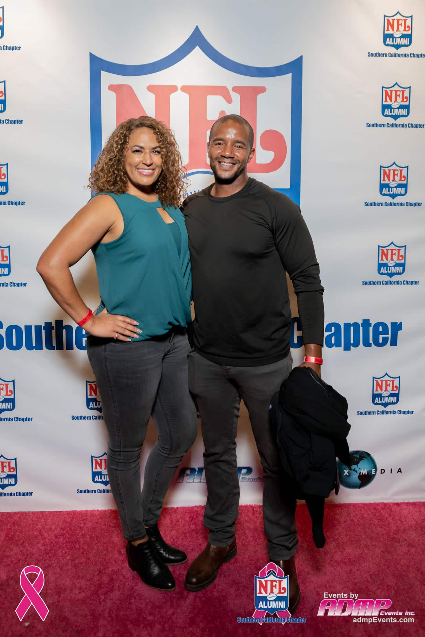 NFL Alumni SoCal Charity Event Series Breast Cancer Event 10-14-19-256