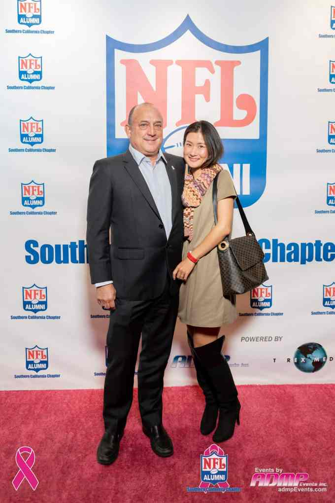 NFL Alumni SoCal Charity Event Series Breast Cancer Event 10-14-19-264