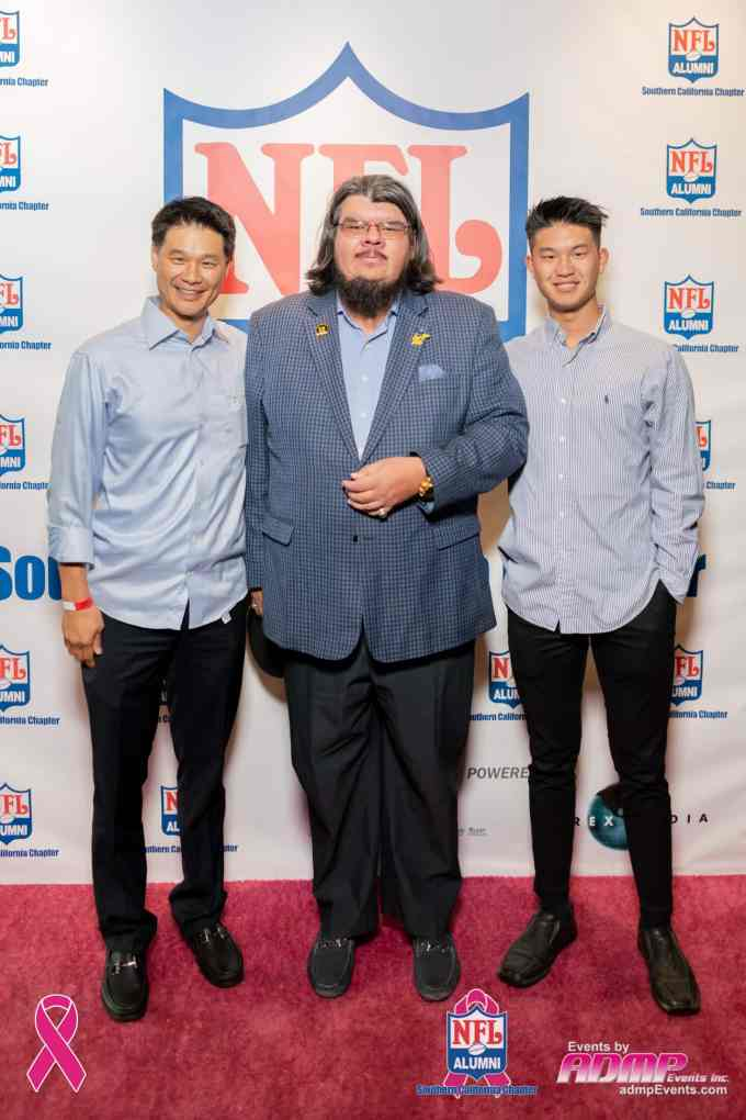 NFL Alumni SoCal Charity Event Series Breast Cancer Event 10-14-19-266