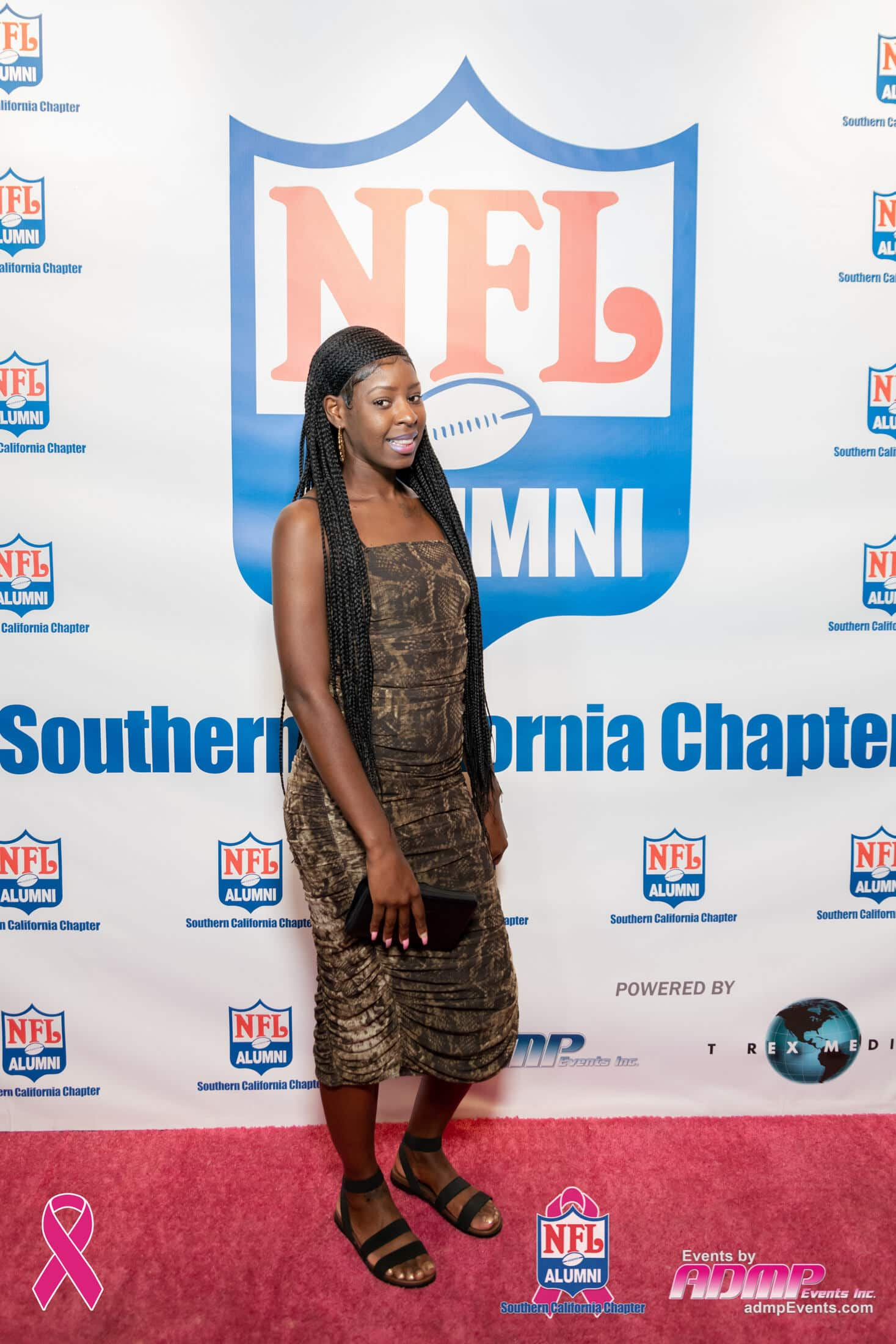 NFL Alumni SoCal Charity Event Series Breast Cancer Event 10-14-19-274
