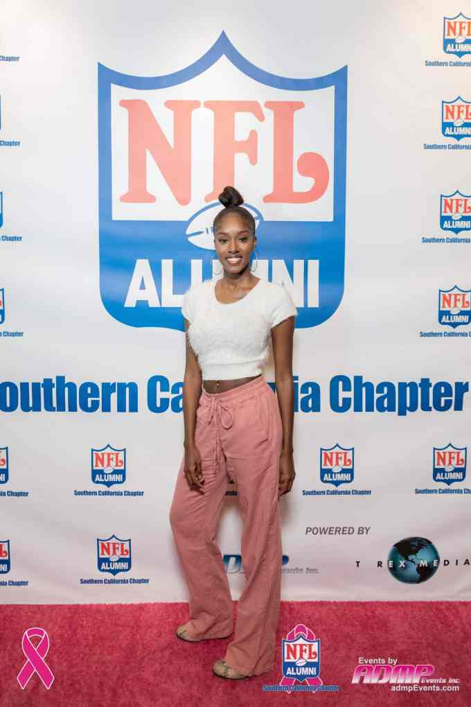 NFL Alumni SoCal Charity Event Series Breast Cancer Event 10-14-19-280