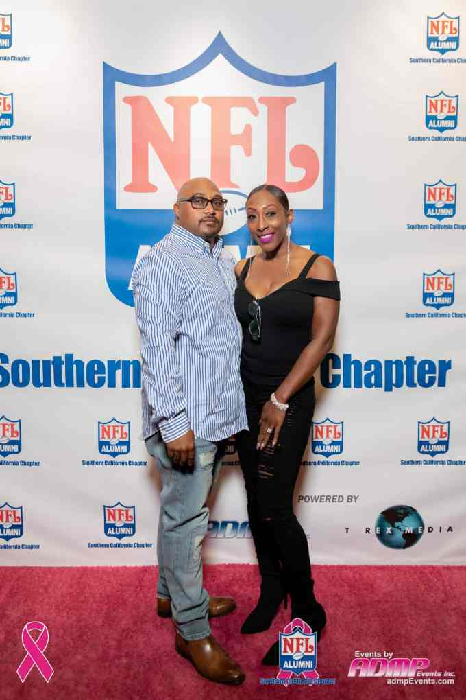 NFL Alumni SoCal Charity Event Series Breast Cancer Event 10-14-19-282