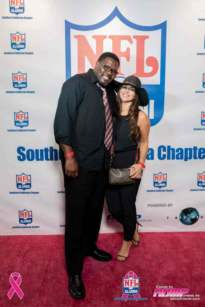 NFL Alumni SoCal Charity Event Series Breast Cancer Event 10-14-19-289