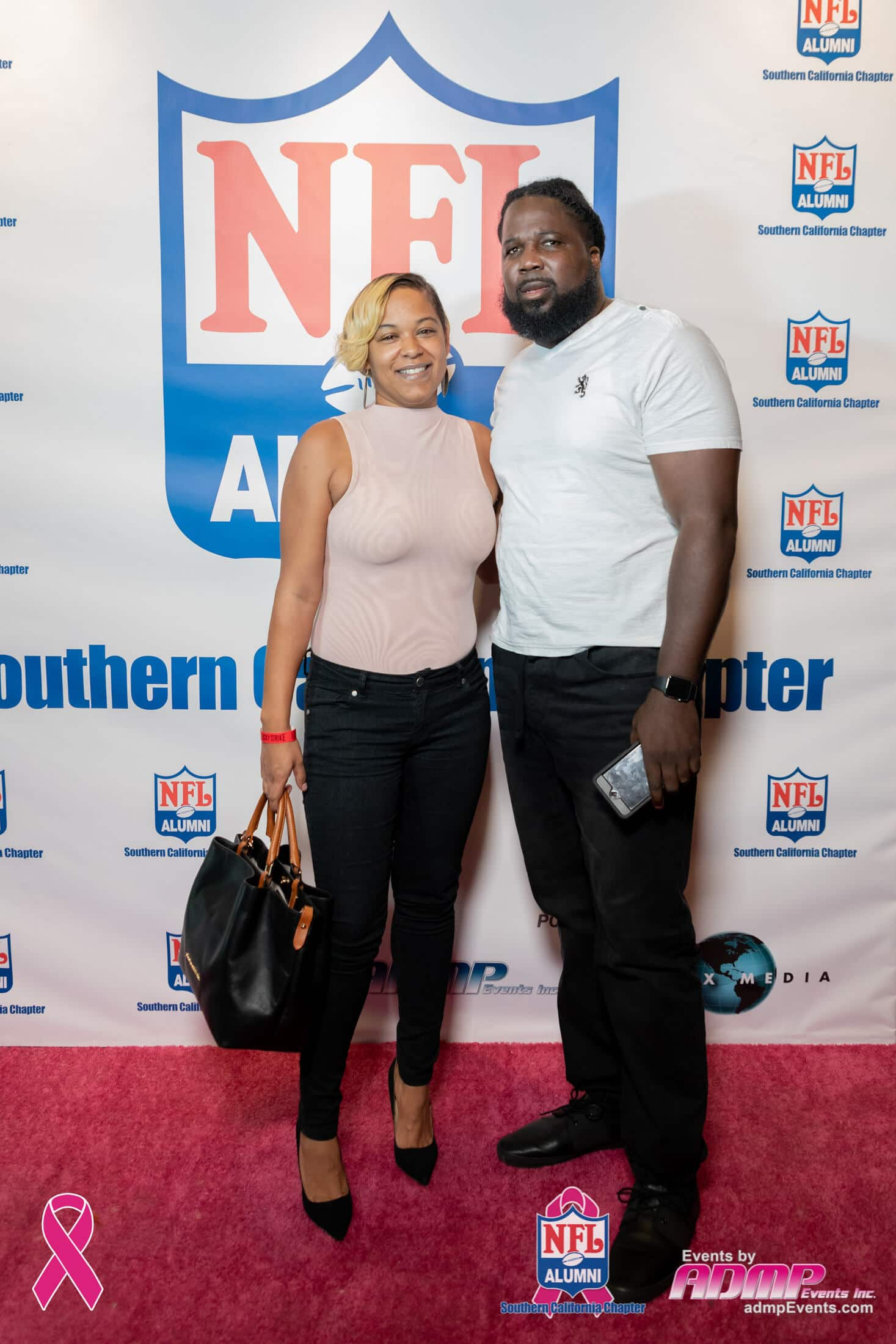 NFL Alumni SoCal Charity Event Series Breast Cancer Event 10-14-19-309