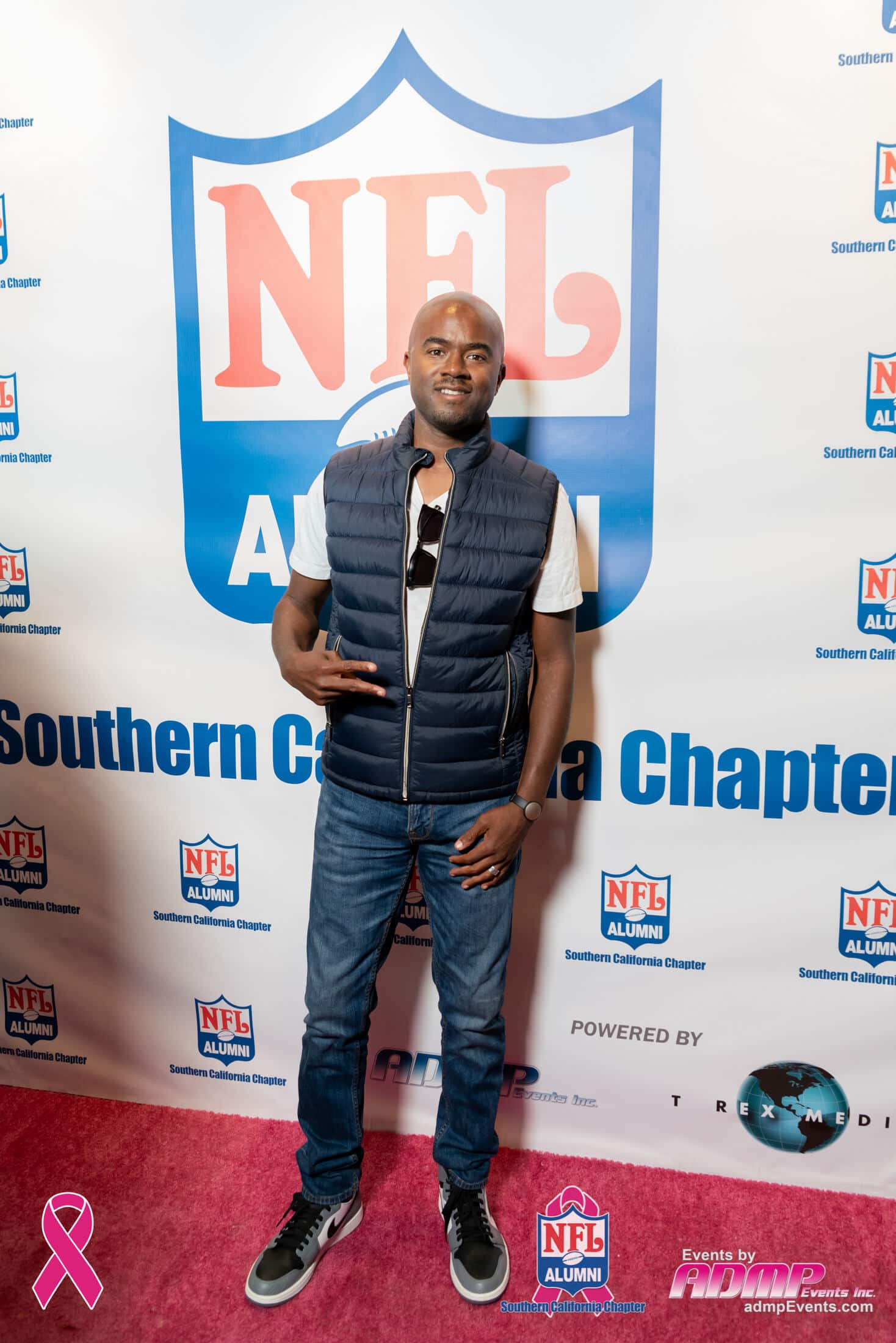 NFL Alumni SoCal Charity Event Series Breast Cancer Event 10-14-19-312