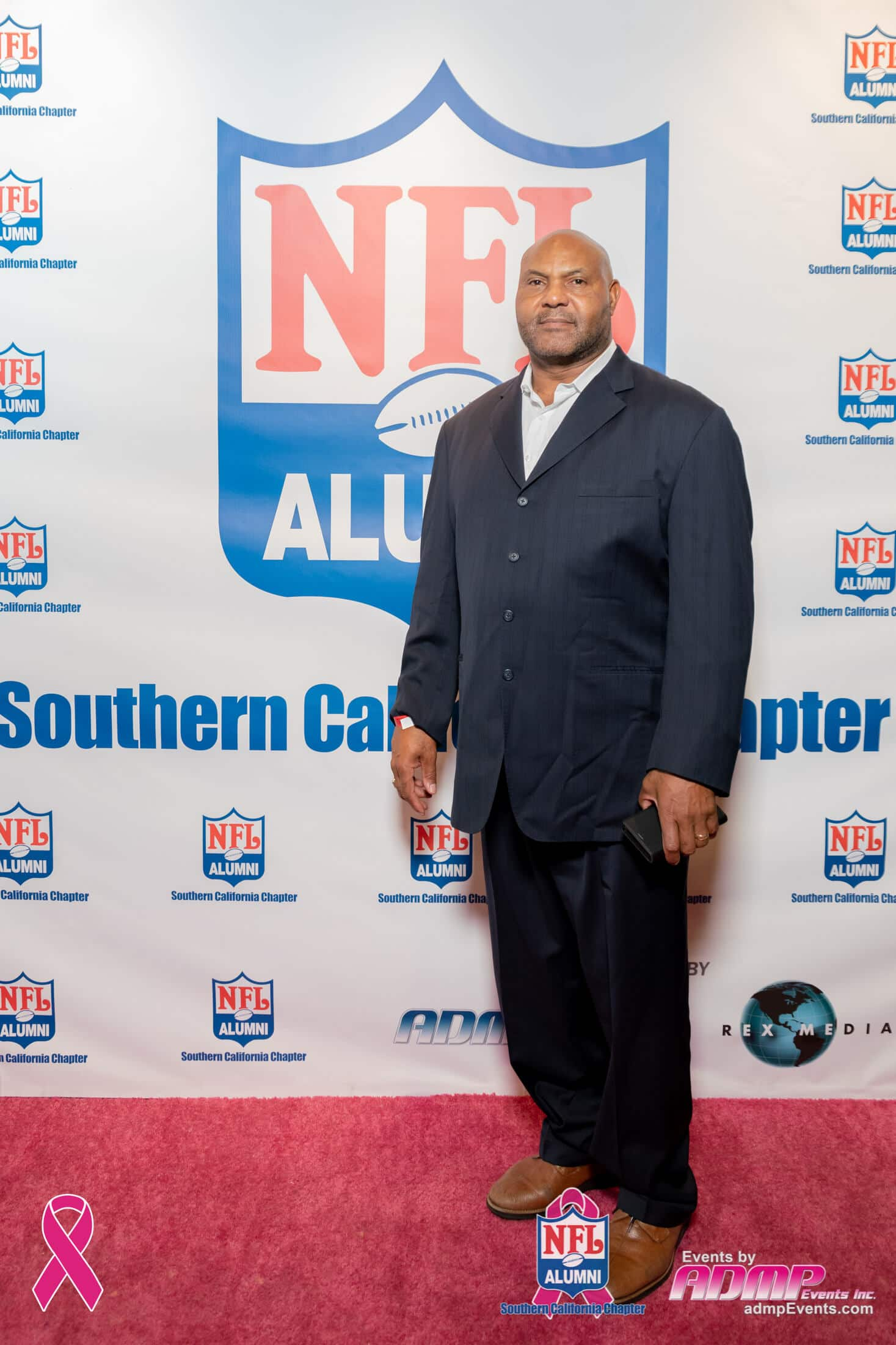 NFL Alumni SoCal Charity Event Series Breast Cancer Event 10-14-19-317