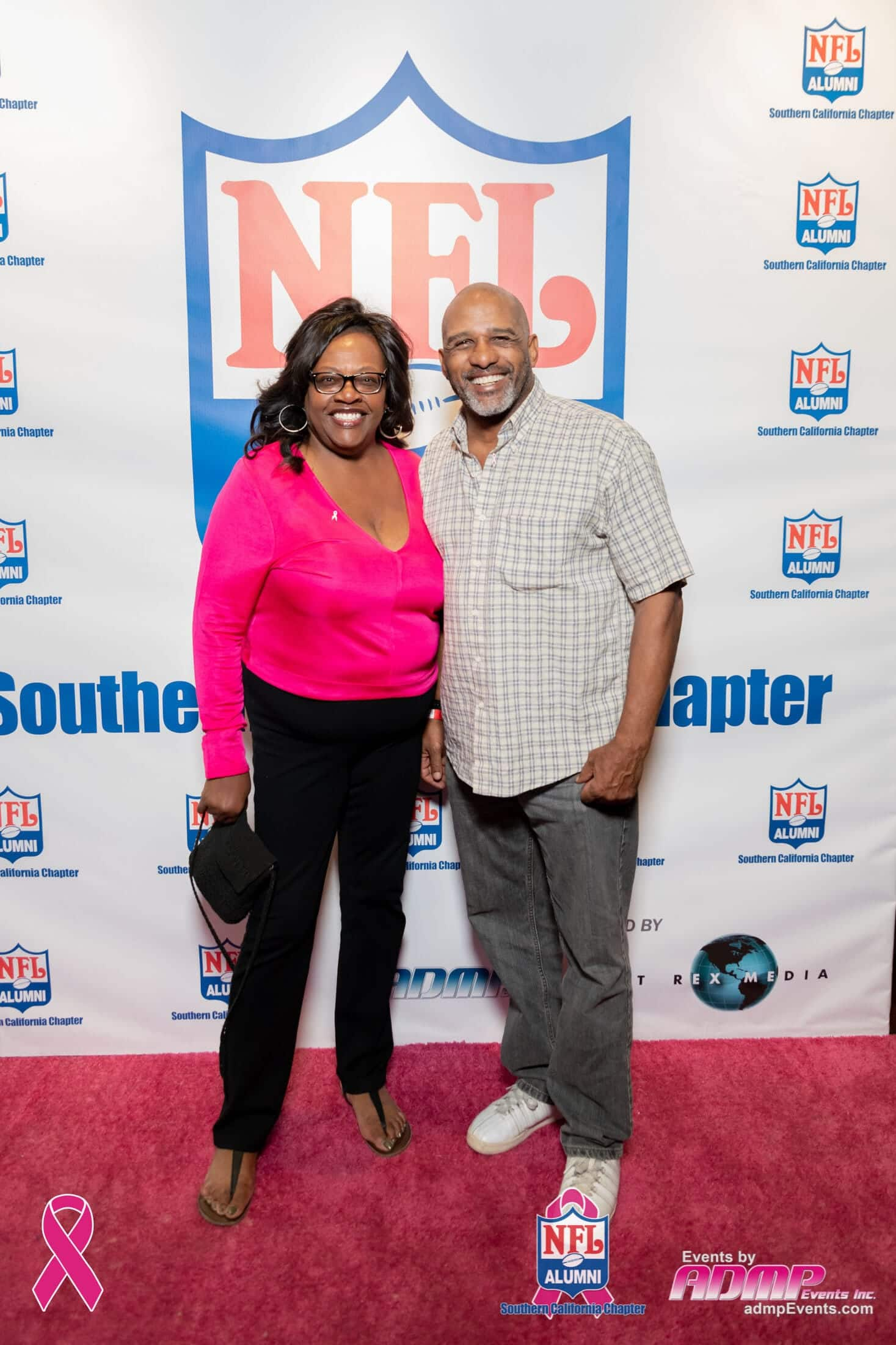 NFL Alumni SoCal Charity Event Series Breast Cancer Event 10-14-19-322