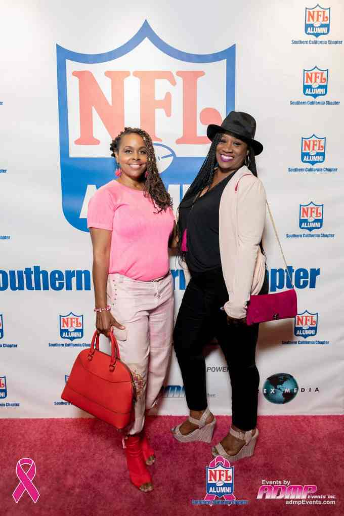NFL Alumni SoCal Charity Event Series Breast Cancer Event 10-14-19-330