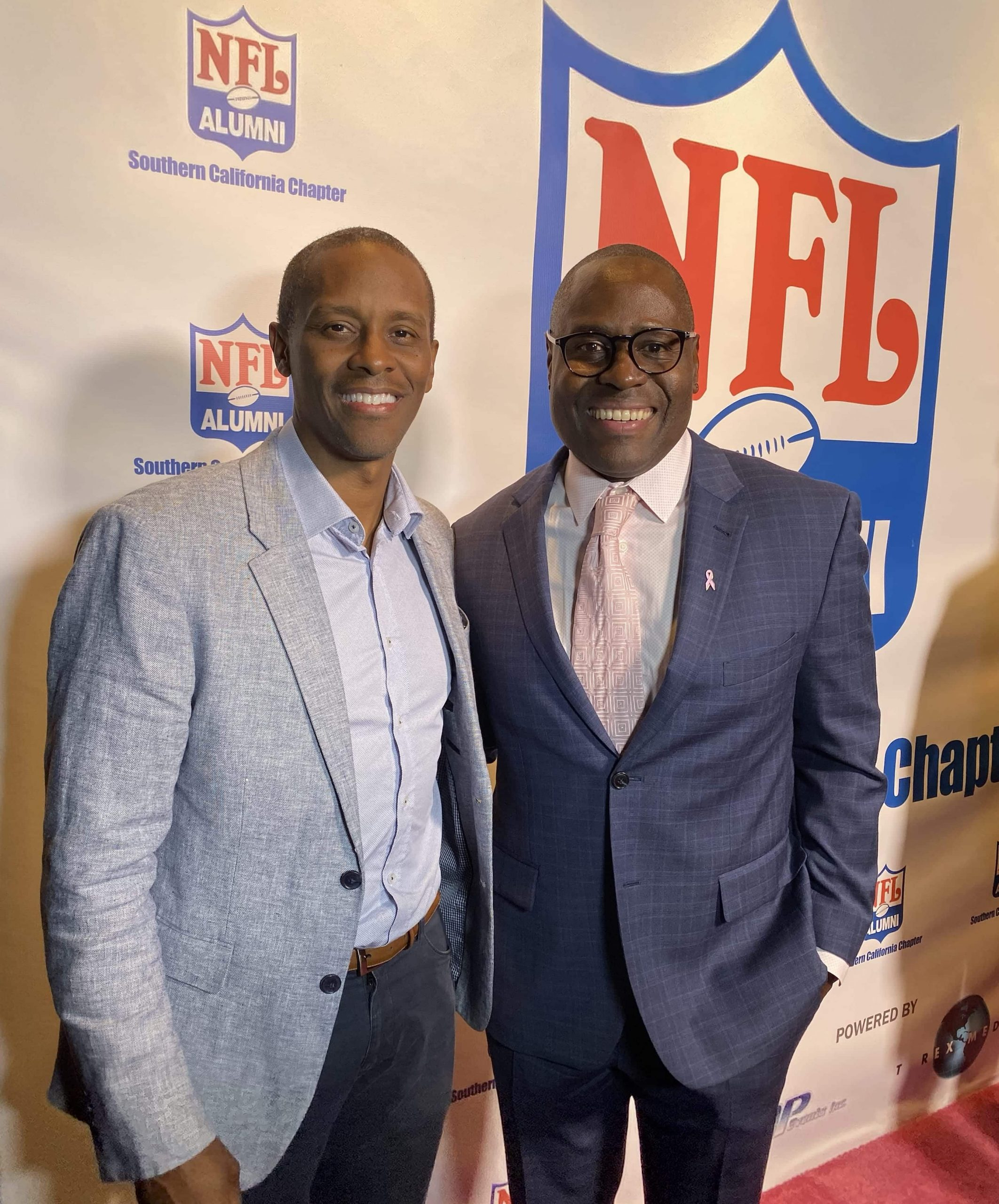 NFL Alumni SoCal Charity Event Series Breast Cancer Event 10-14-19-331