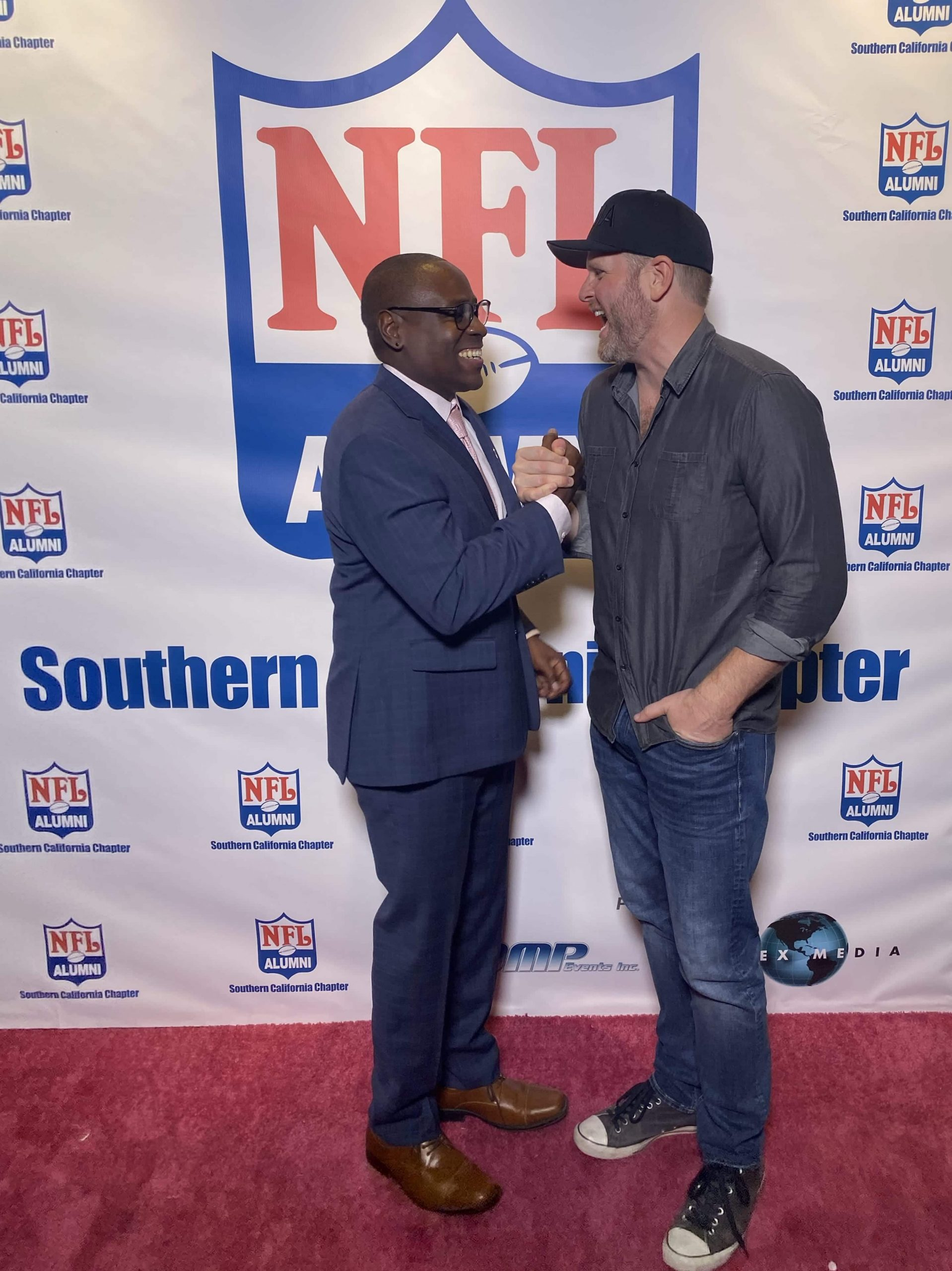 NFL Alumni SoCal Charity Event Series Breast Cancer Event 10-14-19-332