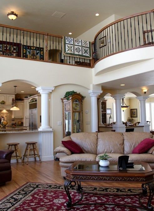 Coeur D'alene Home Construction, North Idaho Home Design
