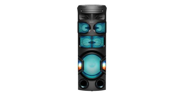 MHC-V82D//M EA3 – ONE BOX – POWERFUL PARTY SYSTEM 360 DEGRE SOUND