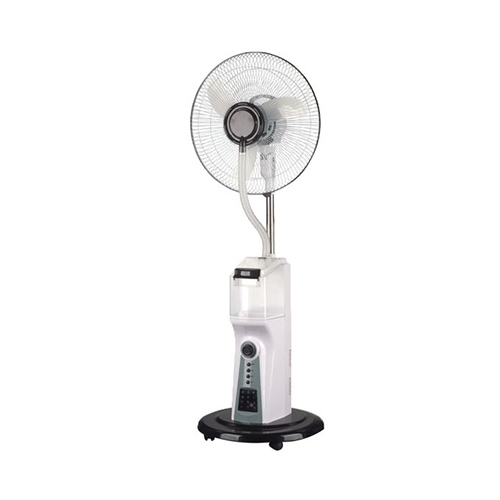 """SFRF161K – 16"""" – Mist Rechargeable Fan with Remote"""