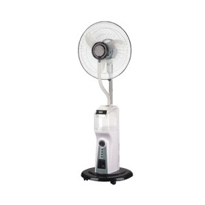 "SFRF161K – 16"" – Mist Rechargeable Fan with Remote"