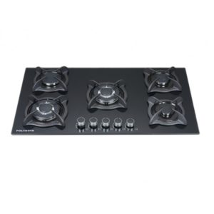 SFC9501B  90cm Hob Wok Triple Burner Cast Iron Grid Auto Ignition from Knobs