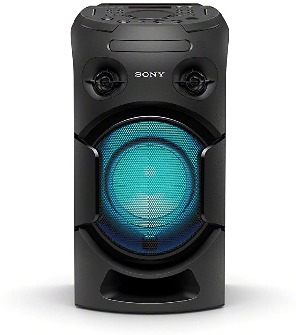 MHC-V21D//M EA3 – 3 BOX HI FI- BLUE TOOH PARTY SPEAKER WITH KARAOKE