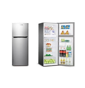 130 L, TOP FREEZER, SILVER, Gas R600