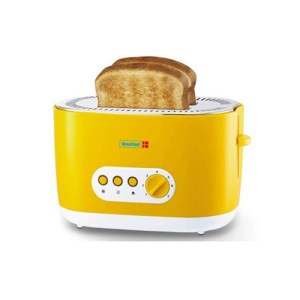 Model SFKAT 2001 2 Slice Toaster Yellow Color