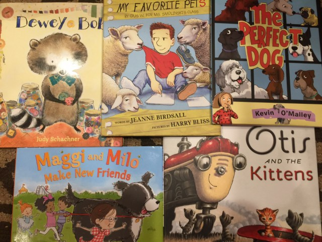 Picture Books For Young Animal Lovers Shelterme