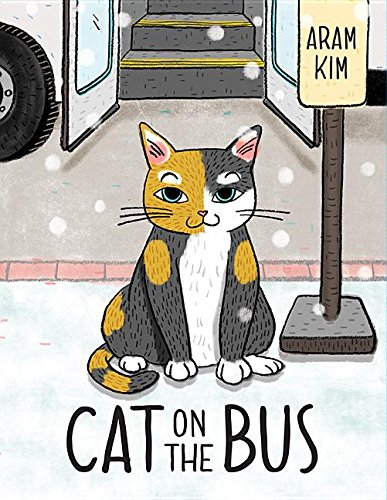 'Cat on the Bus' by Aram Kim Is a Charming Picture Book