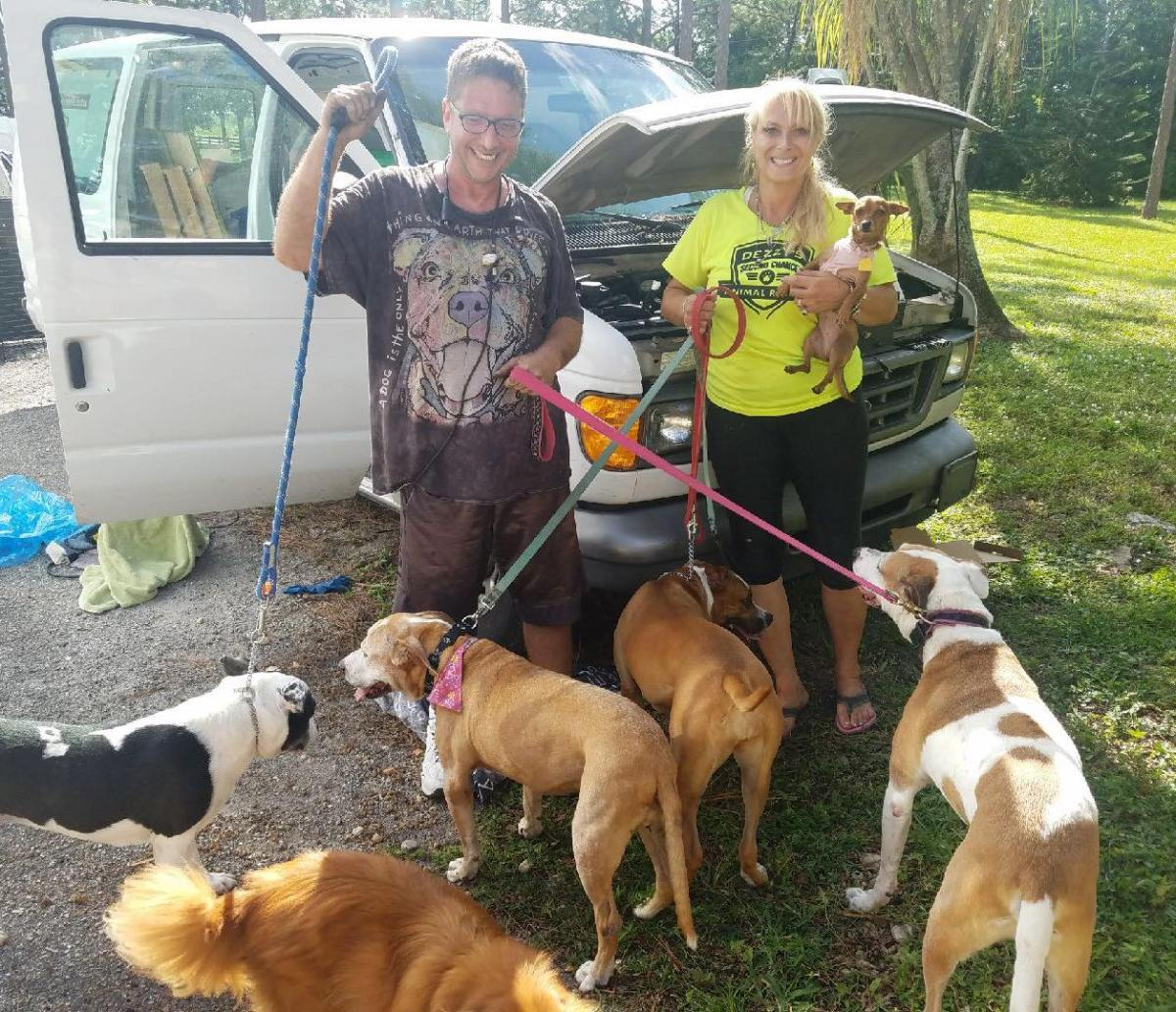 Good Sam Drives 200 Miles To Get Florida Rescue Back On The Road